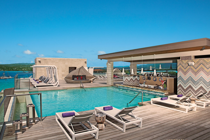 Rooftop Pool with Altitude Swim-up Bar.j