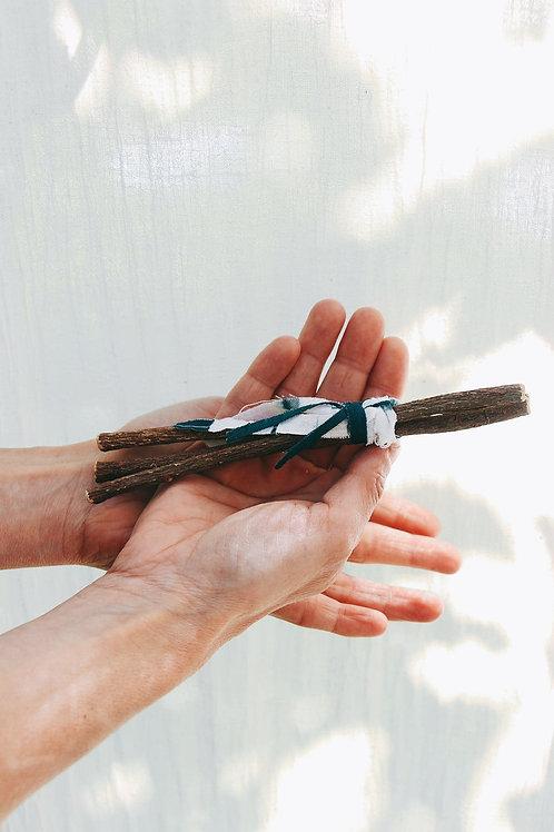 Les Délices de Tadayo Koeda - Bâtons de reglisse