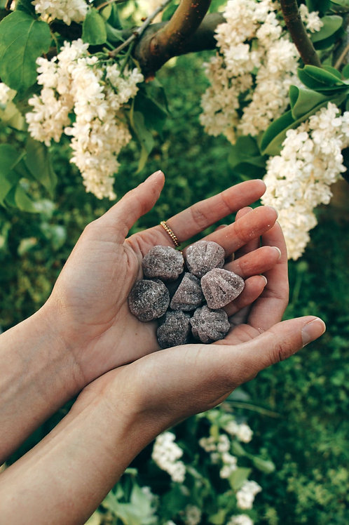 Les Délices de Carasco - Gelées de violette