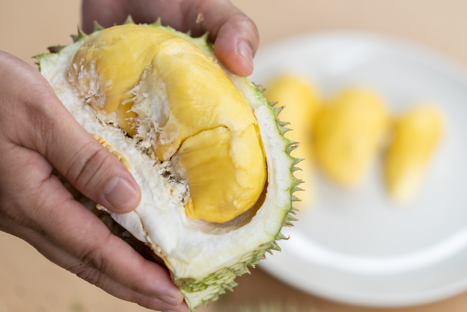 全泰國最好食 火山榴槤每個售3.6萬港元
