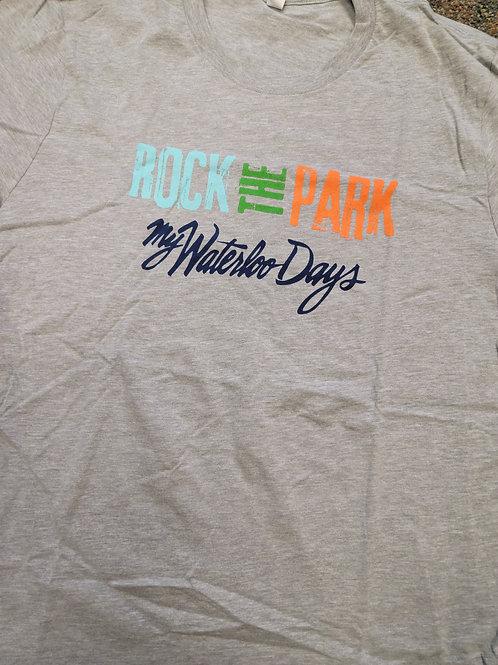 2021 Rock the Park Shirt
