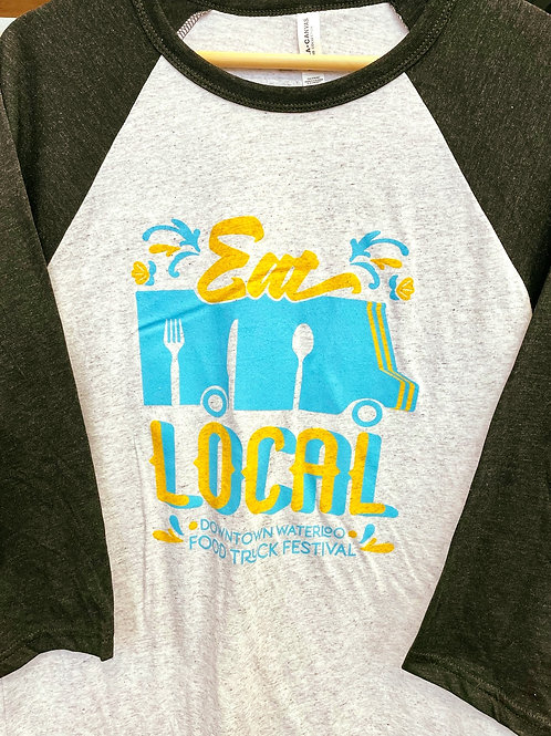 Eat Local Food Truck Festival T-Shirt