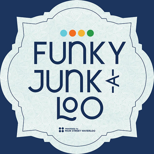 Funky Junk-a-Loo Supporting Sponsor