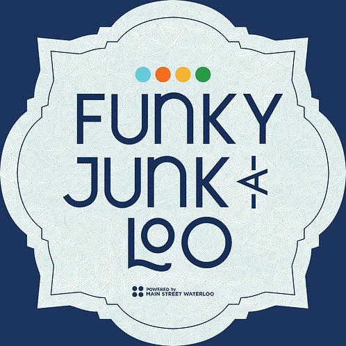 Funky Junk-a-Loo Early Bird VIP Sponsor