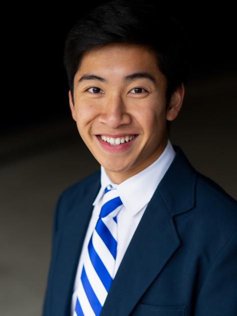 Nick Le - Treasurer