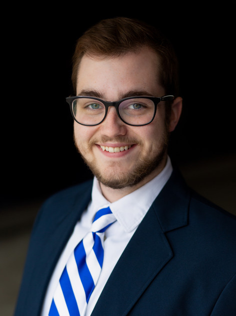 Reid Wilkins - PR/Secretary