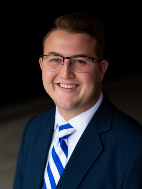 Austin Robinson - President