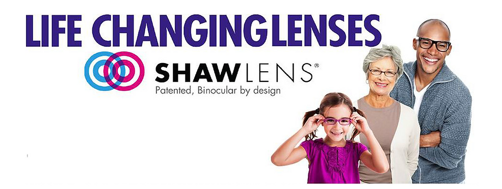 Shaw Lenses life changing lenses