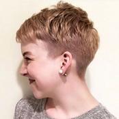 Short hair request #pixie #shorthairdont