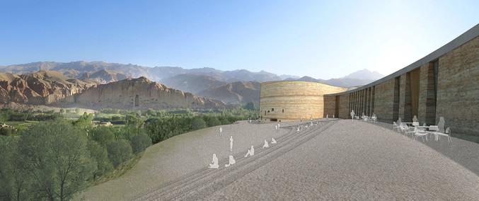 05 Bamiyan Cultural Centre Amphitheatre.