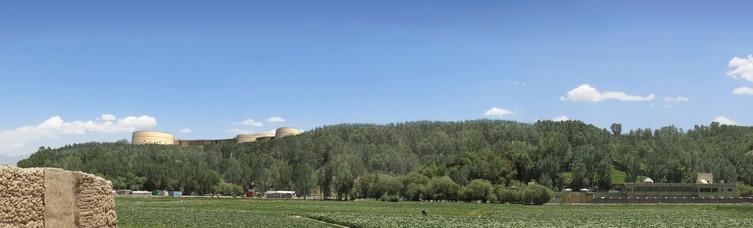 03 Bamiyan Cultural Centre Landscape.jpg