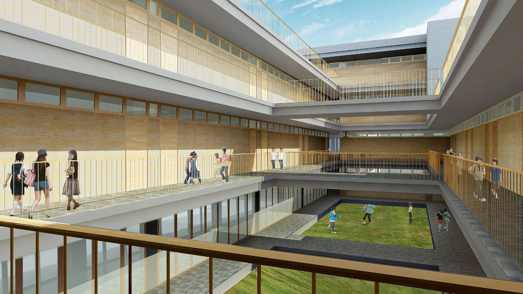 TAIHU-INTERNATIONAL-SCHOOL-CAMPUS-ZH 09.