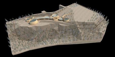 02 Bamiyan Cultural Centre Model.jpg