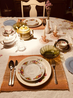 Setting your table in style