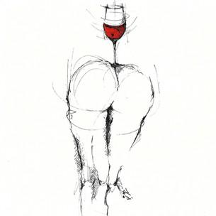 """""""Es ist eine platte Ansicht zu glauben, daß der Wein unmittelbar aus sich selbst alle die Wirkungen hervorbringt, die wir ihm zuschreiben. Sein Duft und Hauch erweckt nur die Qualitäten, die in uns ruhen."""" (Ludwig Tieck)"""