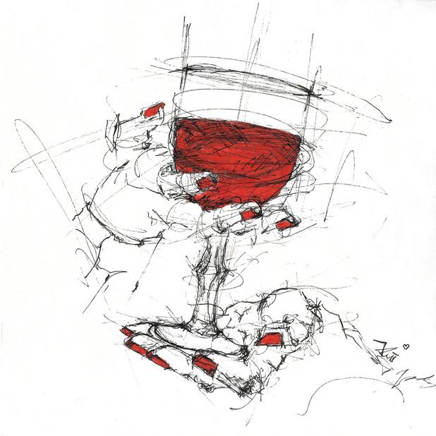 """""""Der Wein ist die Poesie der Erde."""" (Mario Soldati)"""