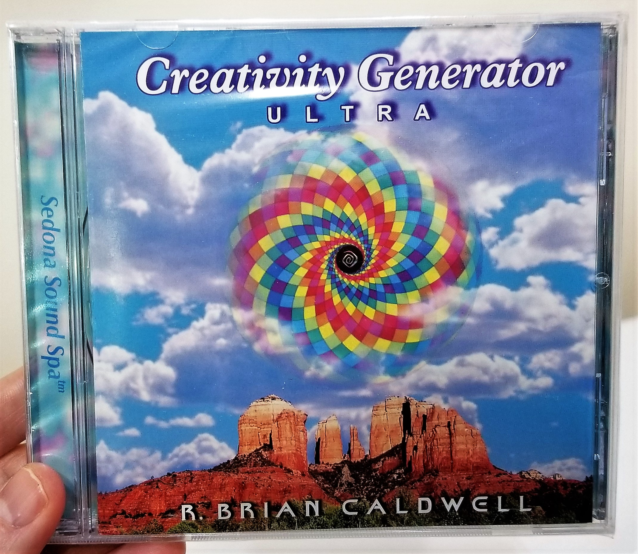 Creativity Generator CD by Brian Caldwell