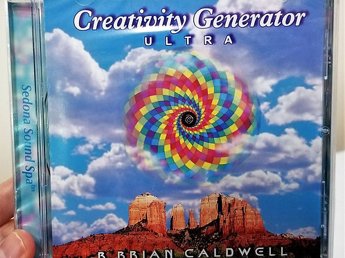 Creativity Generator Ultra CD
