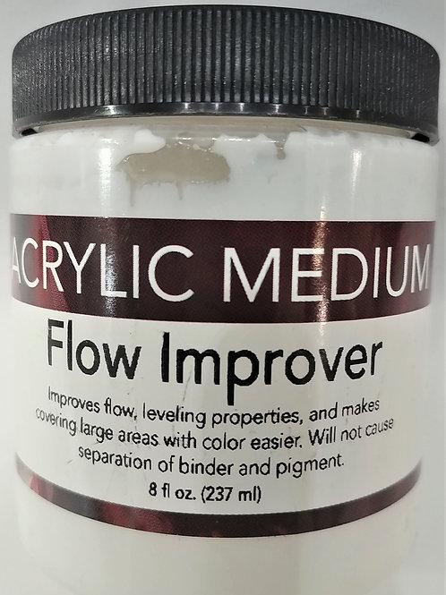 Acrylic Medium-Flow Improver 8 fl oz