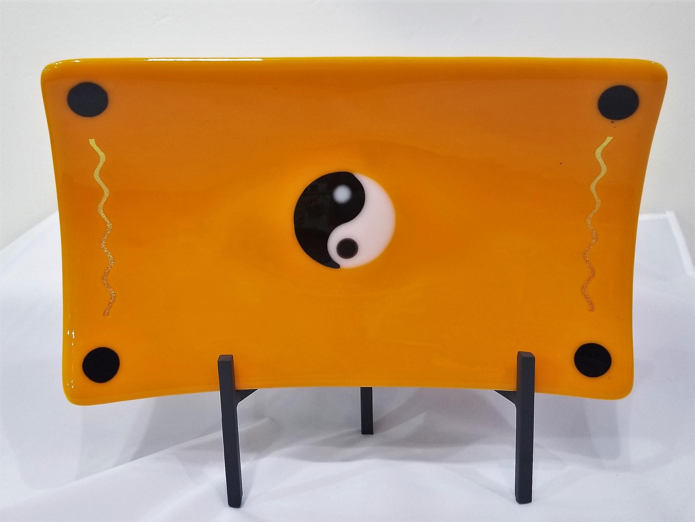 Yin Yang Sushi Platter by Lorraine Fexas