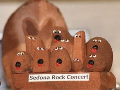 """Sedona """"Rock Concert"""""""