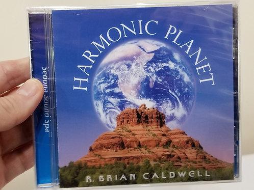 Harmonic Planet CD