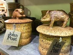 john post ceramics sedona art gallery.jp