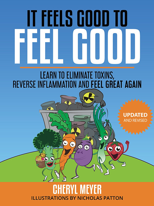 """It Feels Good to Feel Good,"" by Cheryl Meyer"