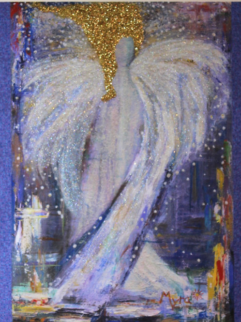 """Spirit Angel"" Giclee"