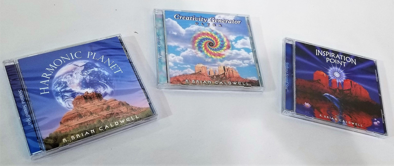 Brian Caldwell 3 CDs