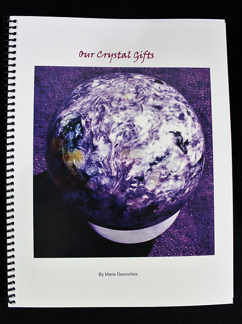 """Our Crystal Gifts"" Book"