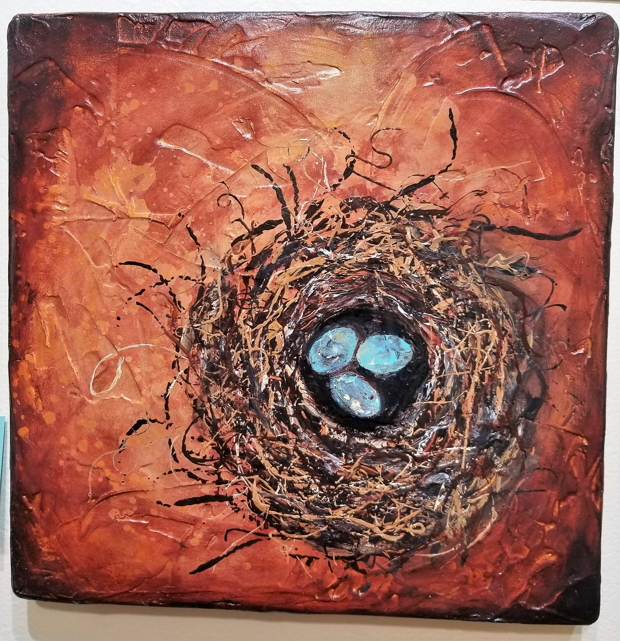 """Nest,"" by Laura Sue"