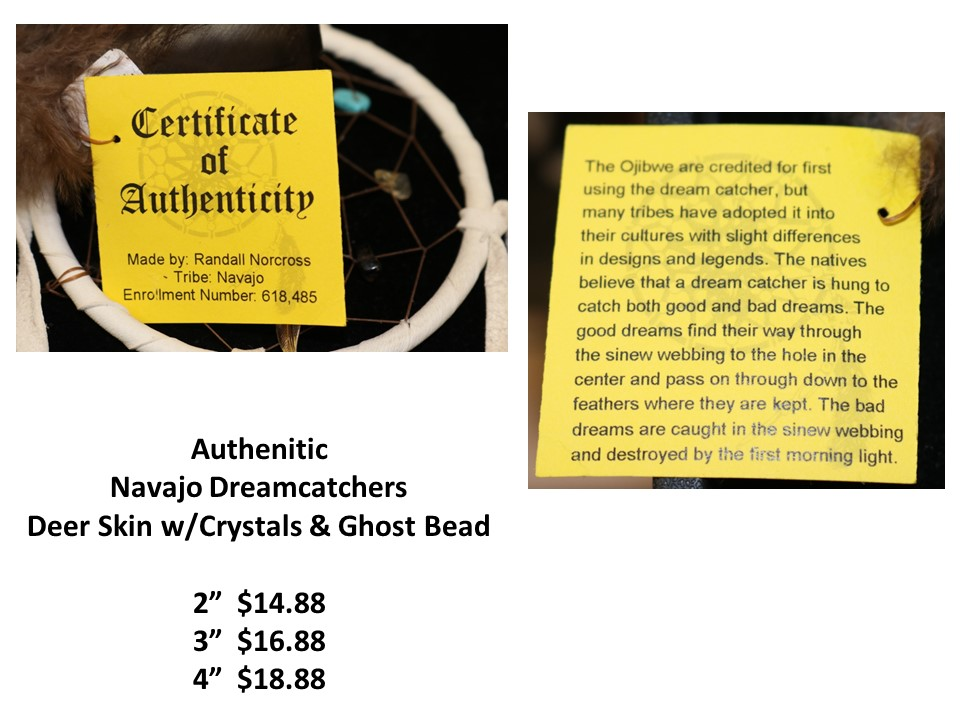 Authentic Dreamcatchers Certification