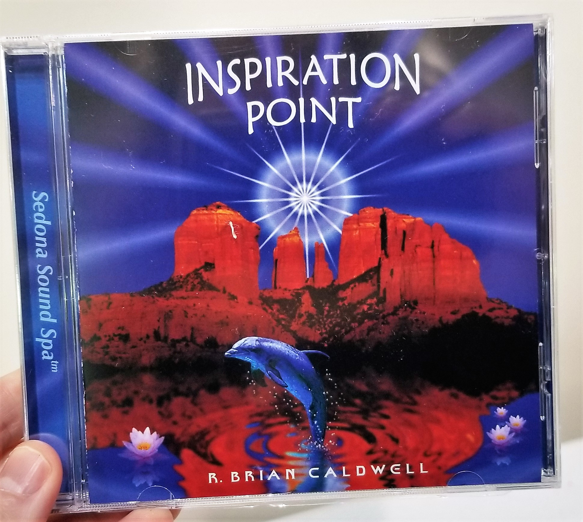 Inspiration Point CD by Brian Caldwell
