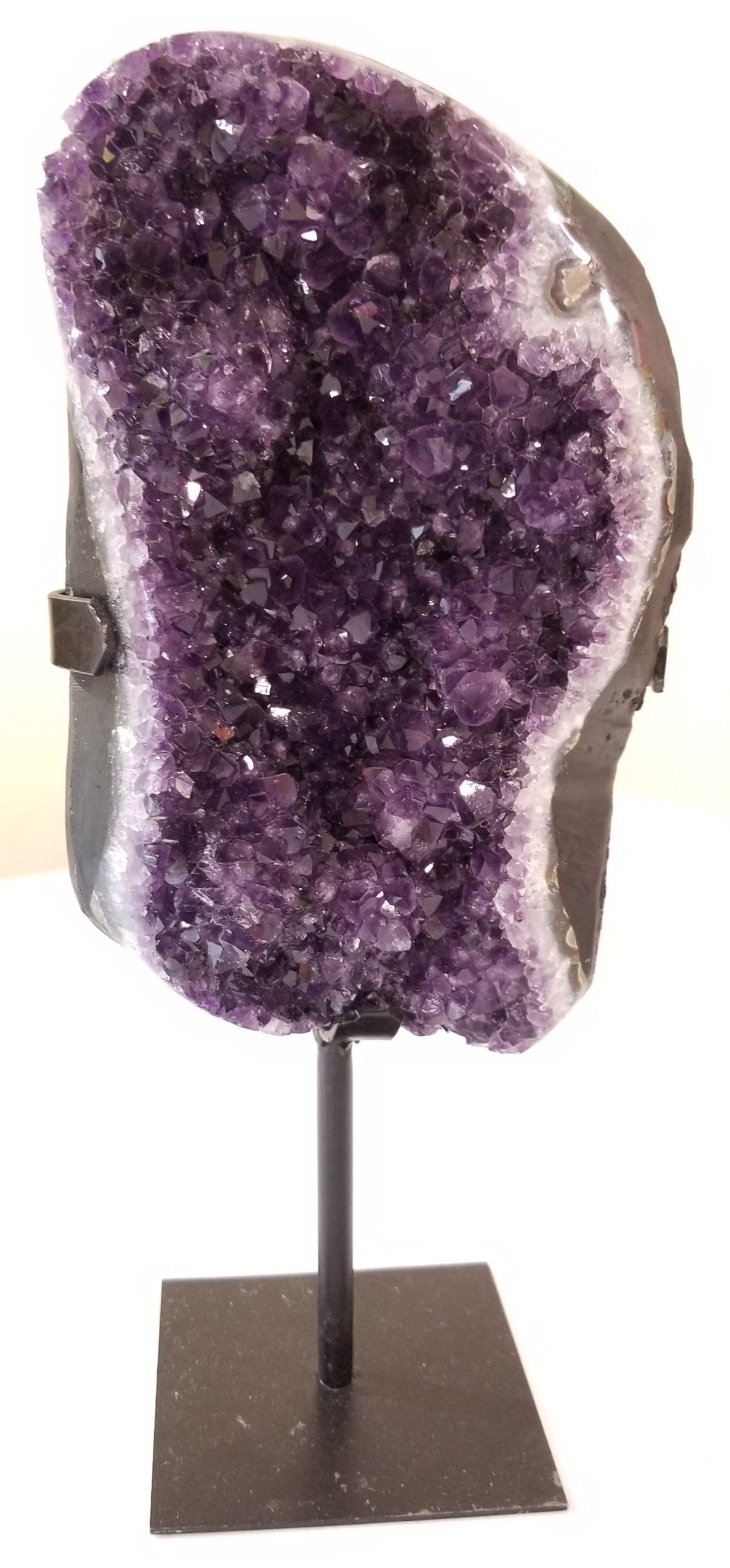 Amethyst on Stand, by Arizona Agate