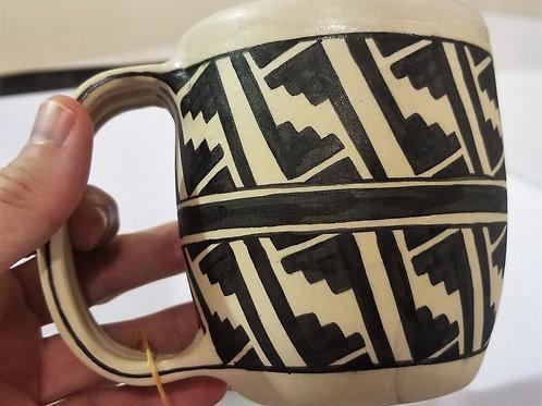 Anasazi-Style Mug