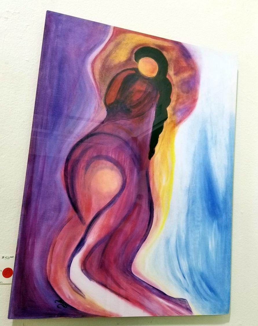 Emilia, by Christine Burks