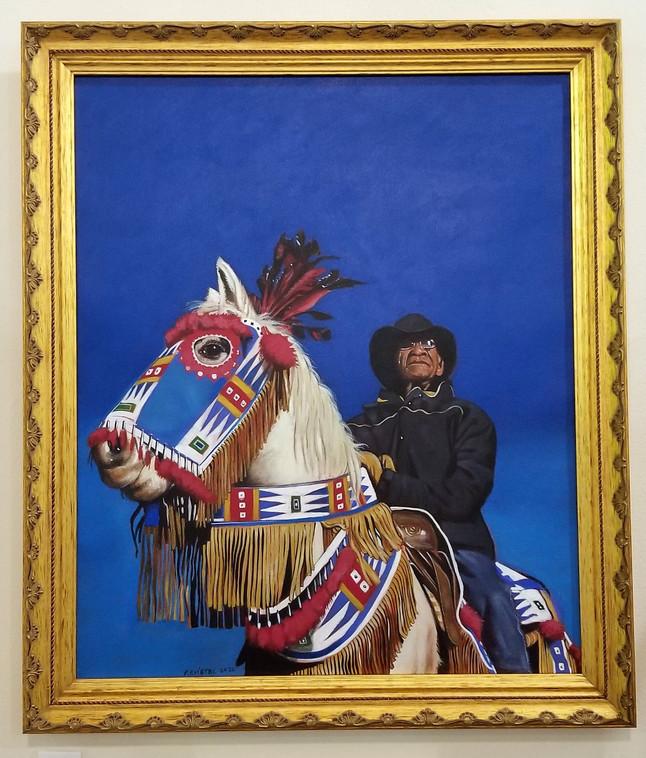 Franck Boistel: Southwestern Art