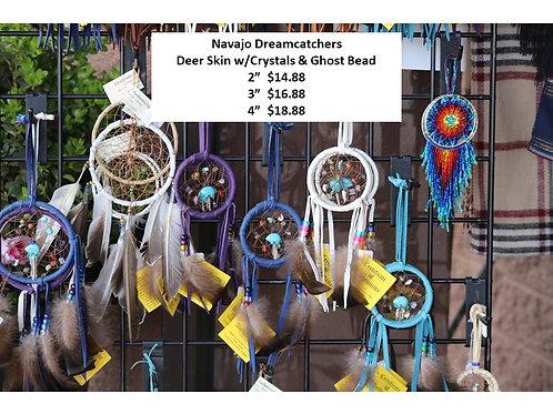 Navajo Dreamcatchers