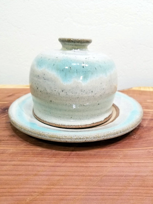 Handmade Ceramic Domed Butter Keeper
