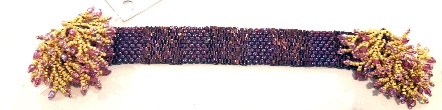 Mambo Beaded Bracelet, by Adrienne Prtchard