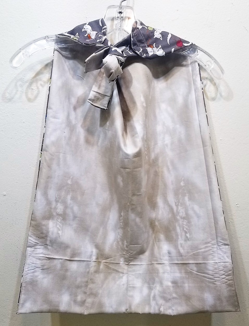 Handmade Adult Bib, by Mary Nordstrom