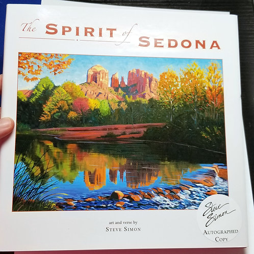 """Spirit of Sedona""Art Book"