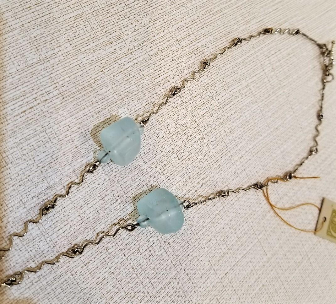 Lapis Lazuli and Alpaca Silver Dragonfly Pendant, from Celeste Kilmartin
