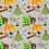 Thumbnail: MI &JOE -camping grijs - 9euro/m