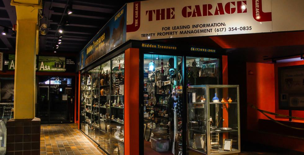 2nd Floor of Garage Mall