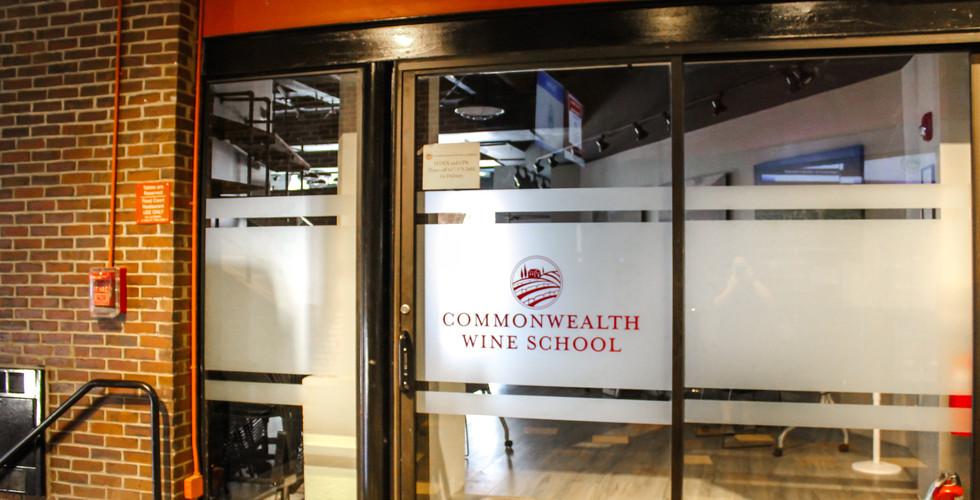 Commonwealth Wine School