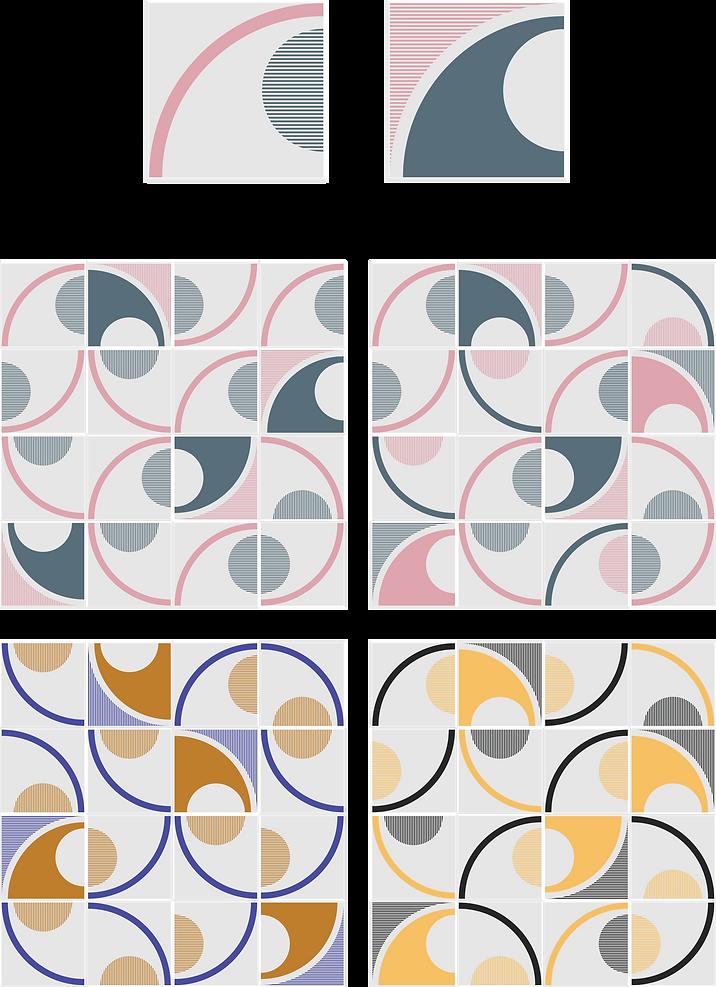 Florenza - Azulejo Piso Geométrico Athos Bulcão