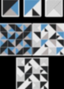 Unique - Azulejo Piso Geométrico