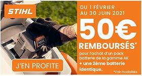Grunberg motoculture - 50€ offert pour 2
